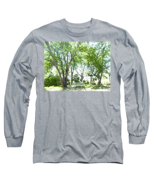 Ponce, Urban Ecological Park Long Sleeve T-Shirt