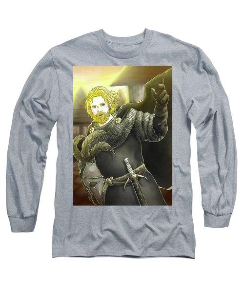 Robin Hood Baron Fitzwalter Long Sleeve T-Shirt