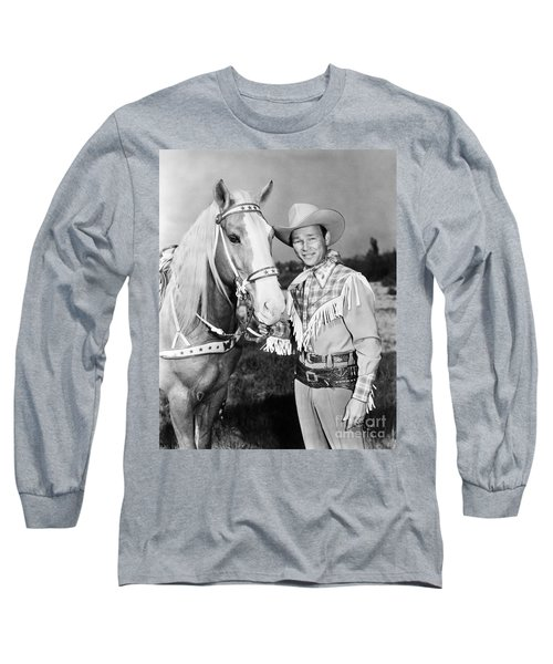 Roy Rogers Long Sleeve T-Shirt