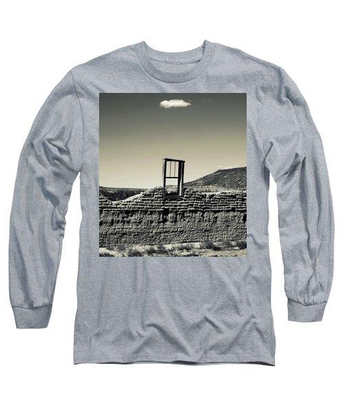 Sacred Window  Long Sleeve T-Shirt