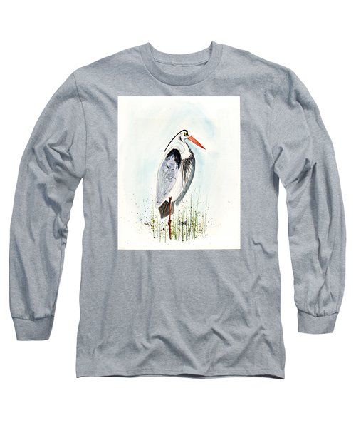 Jenifer's Friend - George #3 Long Sleeve T-Shirt