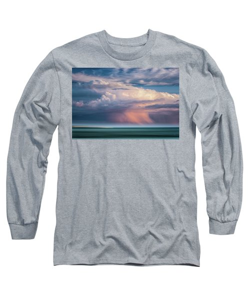 Storm On The Sound Long Sleeve T-Shirt
