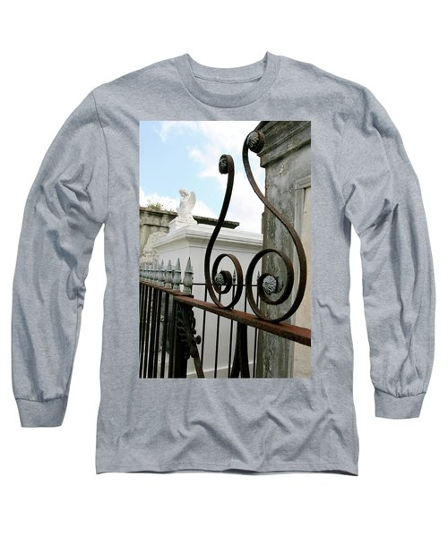 Protection Of The Lost Long Sleeve T-Shirt