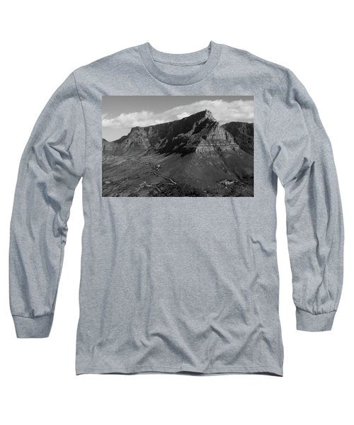 Table Mountain - Cape Town Long Sleeve T-Shirt