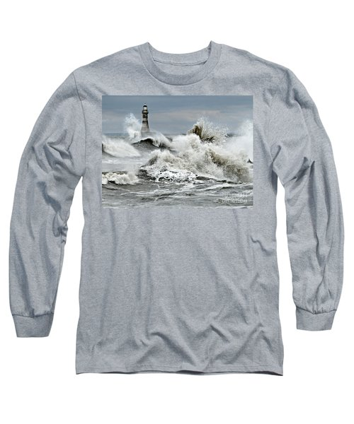 The Angry Sea Long Sleeve T-Shirt