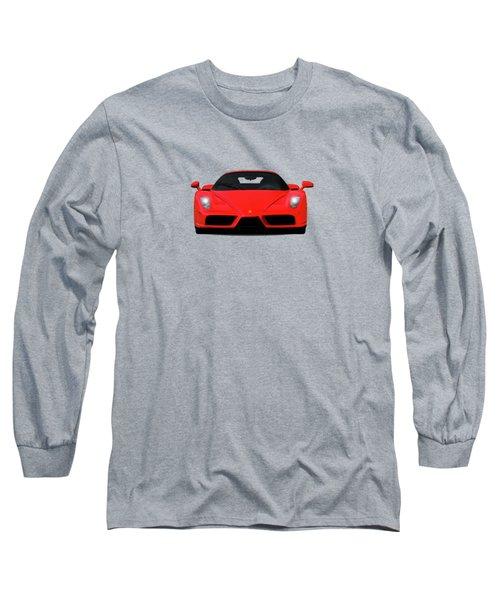 The Ferrari Enzo Long Sleeve T-Shirt