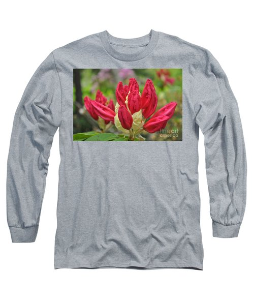 Tips Long Sleeve T-Shirt