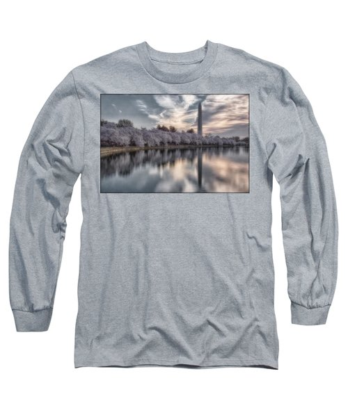 Washington Sunrise Long Sleeve T-Shirt