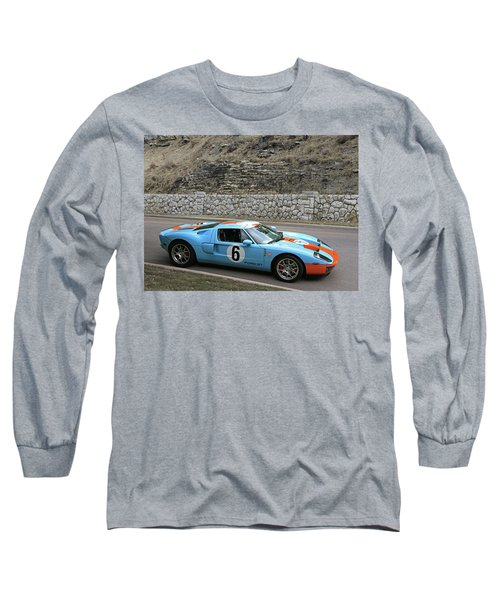 Long Sleeve T-Shirt featuring the photograph 2006 Ford Gt  by Christopher McKenzie