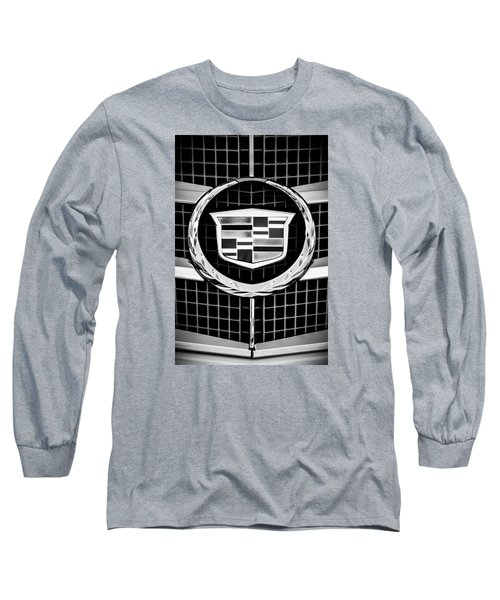 2011 Cadillac Cts Performance Collection -0584bw46 Long Sleeve T-Shirt