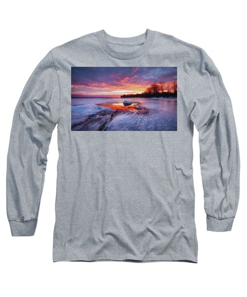 Lake Winnipesaukee Long Sleeve T-Shirt