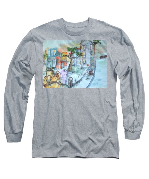 Of Clogs And Windmills Album Long Sleeve T-Shirt