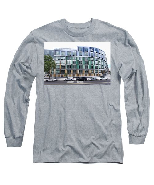 250n10 #3 Long Sleeve T-Shirt by Steve Sahm