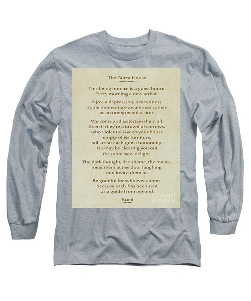 29- The Guest House Long Sleeve T-Shirt