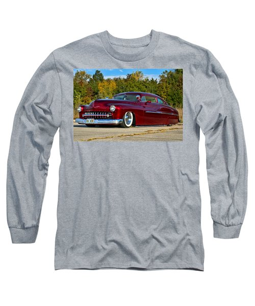 1951 Mercury Low Rider Long Sleeve T-Shirt