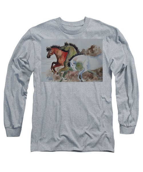 3 Amigos Long Sleeve T-Shirt
