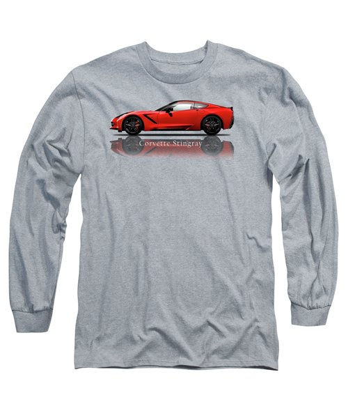Chevrolet Corvette Stingray Long Sleeve T-Shirt