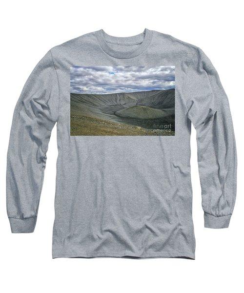Crater Long Sleeve T-Shirt