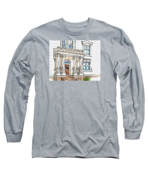 Essex Street Front Door Long Sleeve T-Shirt