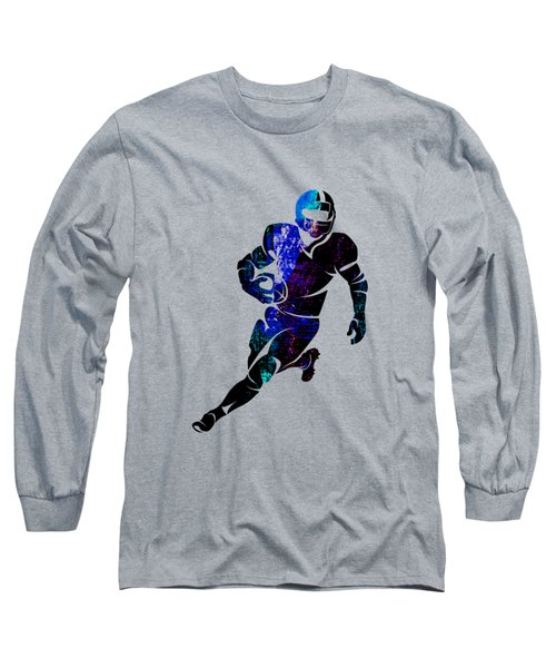 Football Collection Long Sleeve T-Shirt by Marvin Blaine