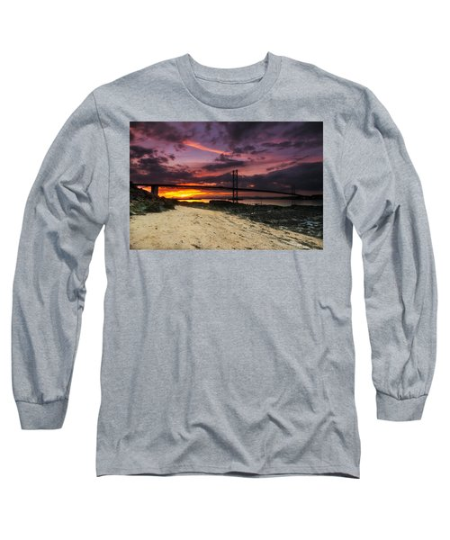 Forth Road Bridge Long Sleeve T-Shirt