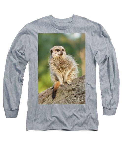 Meerkat Long Sleeve T-Shirt