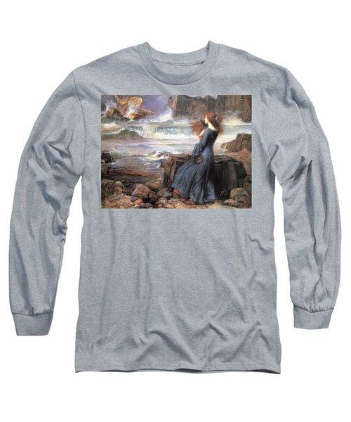 Miranda - The Tempest Long Sleeve T-Shirt