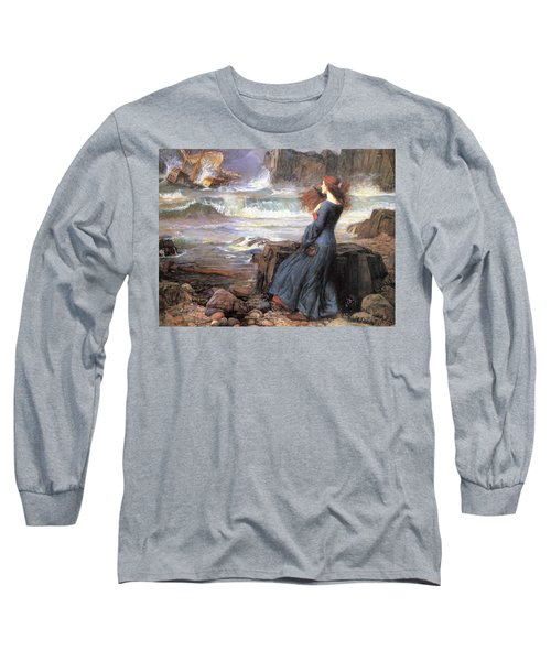 Miranda - The Tempest Long Sleeve T-Shirt