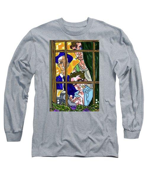 3 Muses Long Sleeve T-Shirt