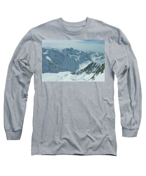 Pitztal Glacier Long Sleeve T-Shirt