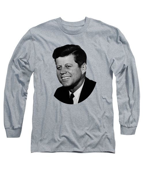 President Kennedy Long Sleeve T-Shirt