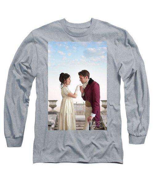 Regency Couple  Long Sleeve T-Shirt