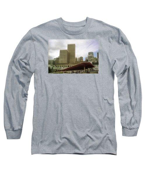 San Francisco Port Long Sleeve T-Shirt