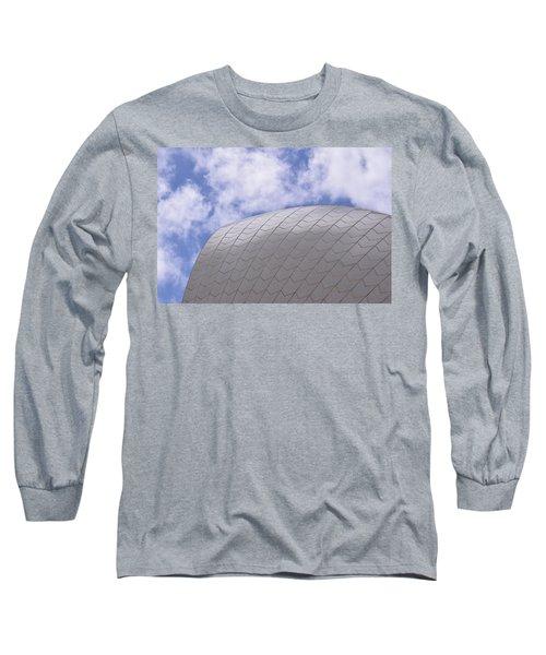 Sydney Opera House Roof Detail Long Sleeve T-Shirt