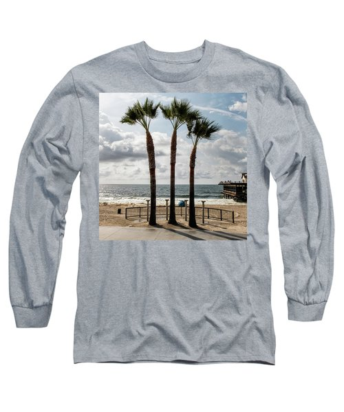 3 Trees Long Sleeve T-Shirt