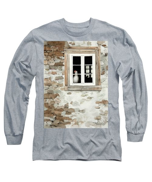 Window Dressing Long Sleeve T-Shirt