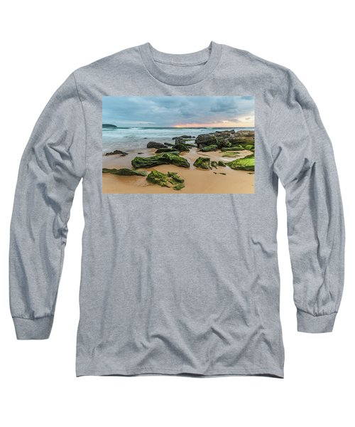 Dawn Seascape Long Sleeve T-Shirt