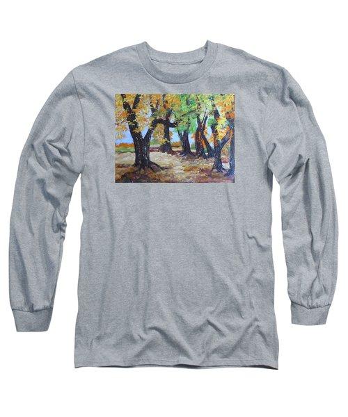 #35 Cottonwood Colors Long Sleeve T-Shirt