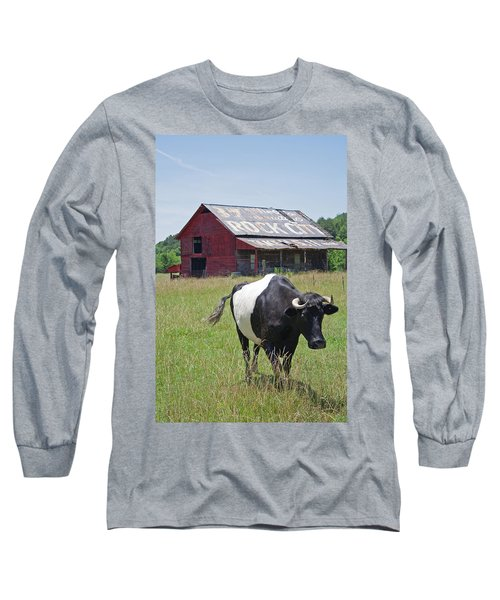 37 More Miles Long Sleeve T-Shirt by David Troxel