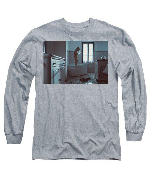 Tu M'as Promis Long Sleeve T-Shirt