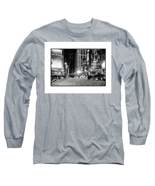 39th Ave Winter Long Sleeve T-Shirt