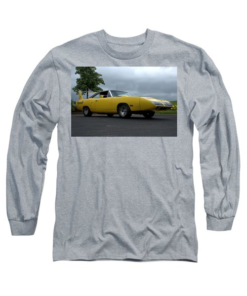 1970 Plymouth Roadrunner Superbird Long Sleeve T-Shirt