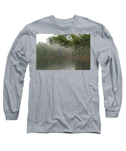 After The Rain Long Sleeve T-Shirt by Inge Riis McDonald