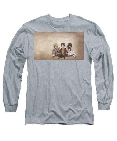 Attack On Titan Long Sleeve T-Shirt
