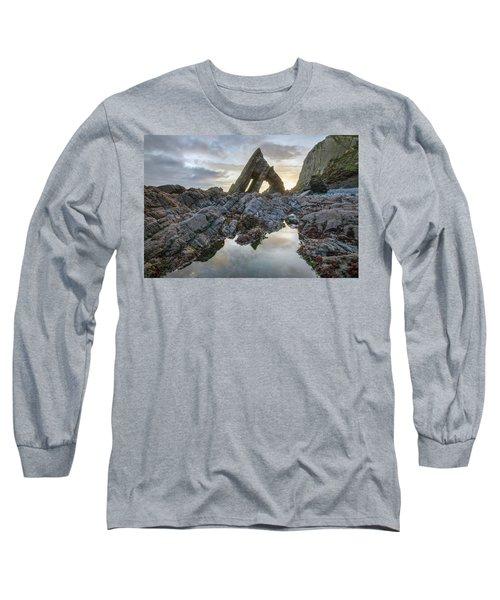 Blackchurch Rock - England Long Sleeve T-Shirt