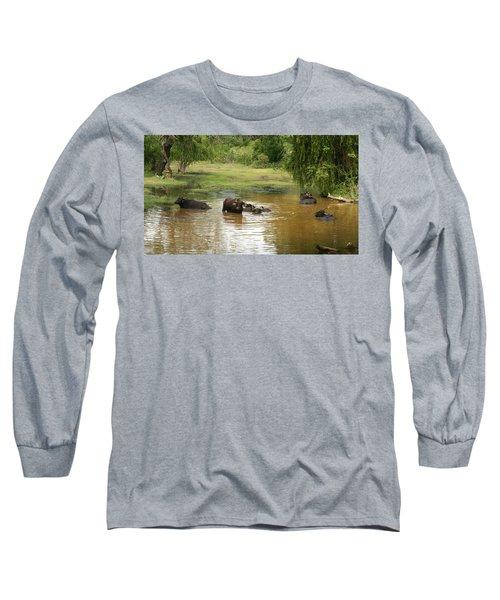 Buffalos Long Sleeve T-Shirt