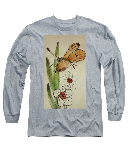 Bugs And Blooms Album Long Sleeve T-Shirt