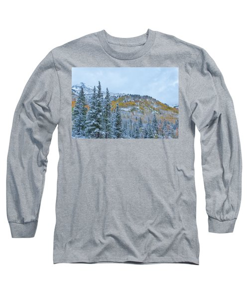 Colorado Fall Foliage 2 Long Sleeve T-Shirt