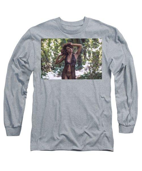Dany Long Sleeve T-Shirt by Traven Milovich
