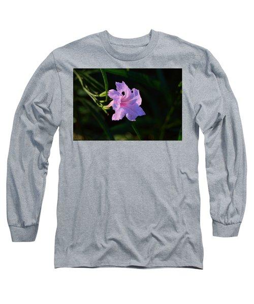 Early Light Long Sleeve T-Shirt by Warren Thompson